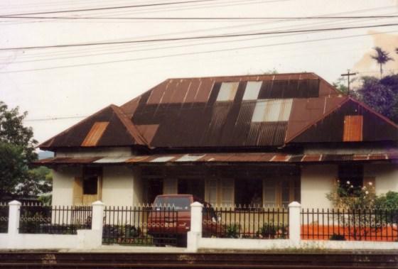 Rumah Kopel di Padang